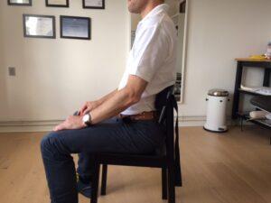 Akut hold i ryggen øvelse 6